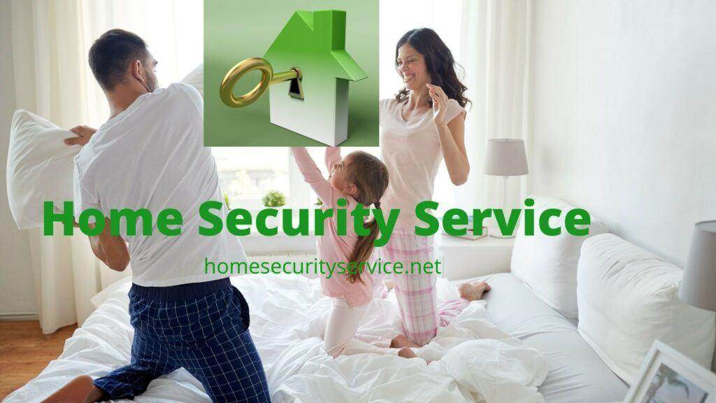 Home Security Service-Social
